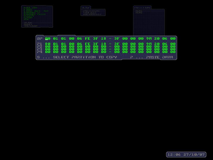Plop Boot Manager 5.0 - Screenshots